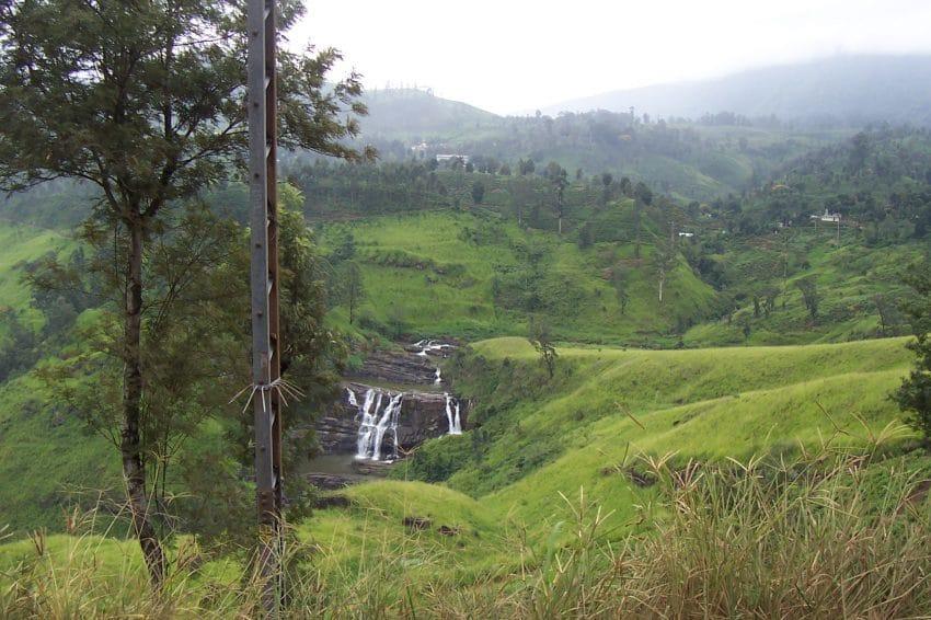 المرتفعات الوسطي من سريلانكا