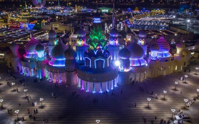 Activities to be done at Global Village Dubai