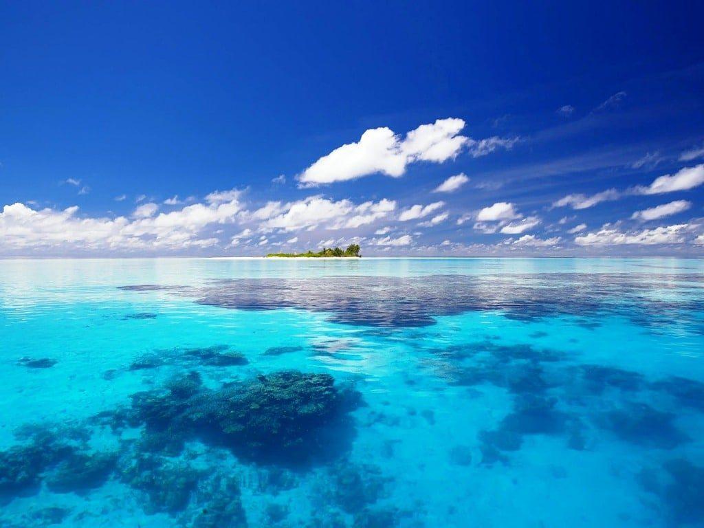 الجزر الشمالية لمالي بجزر المالديف