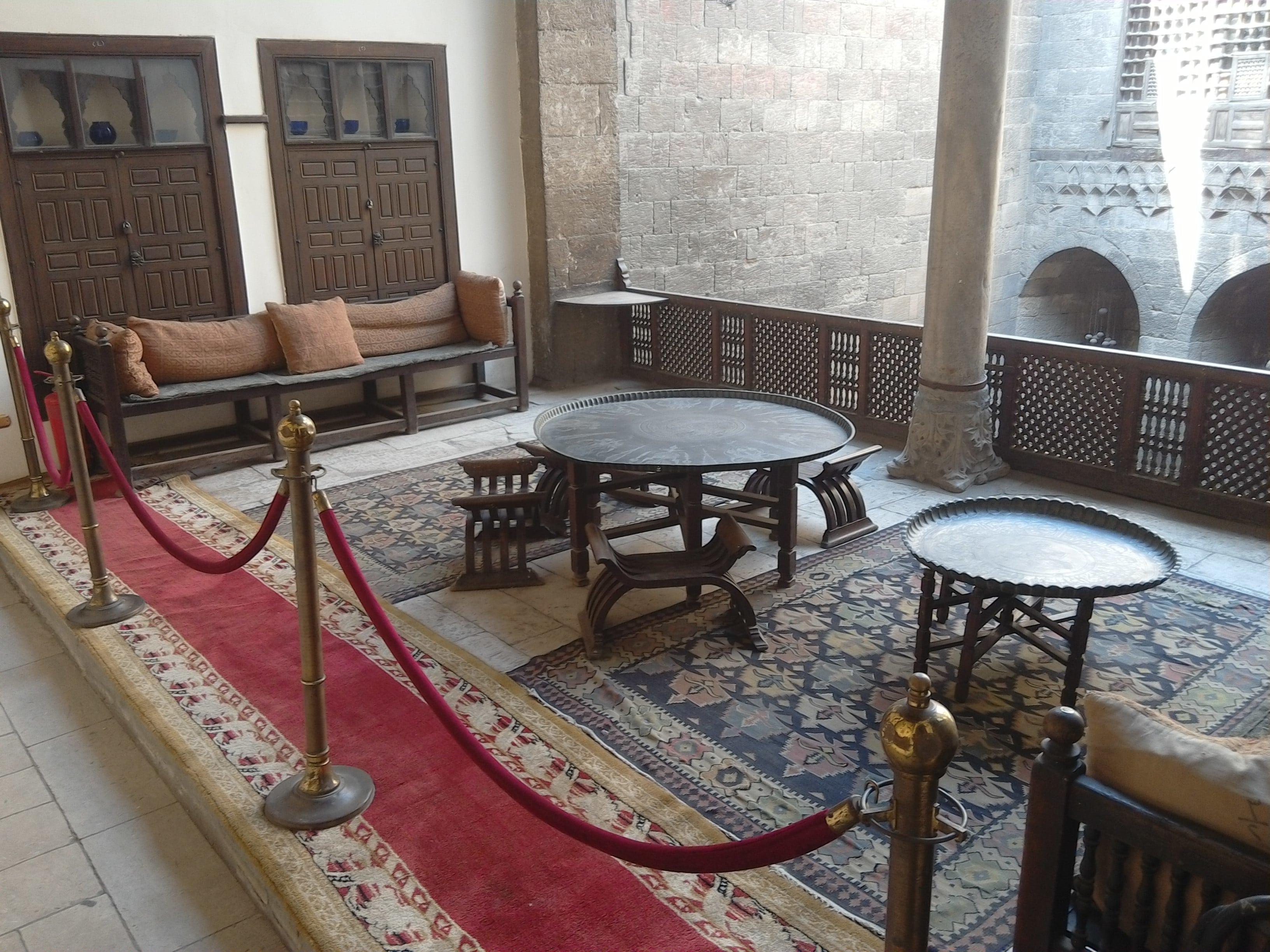 متحف جاير أندرسون مصر | الانشطة السياحية داخل متحف جاير اندرسون