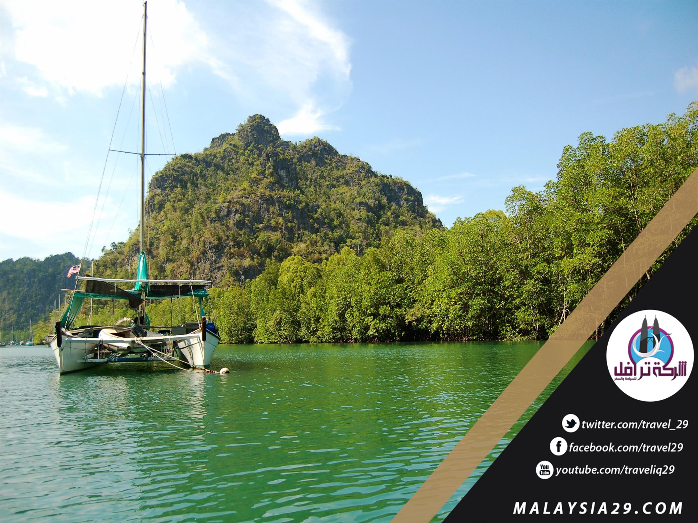 جزيرة العذراء الحامل في ماليزيا | اهم الانشطة فى جزيرة العذراء الحامل ماليزيا