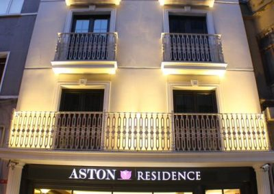 فندق أستون ريزدنس اسطنبول