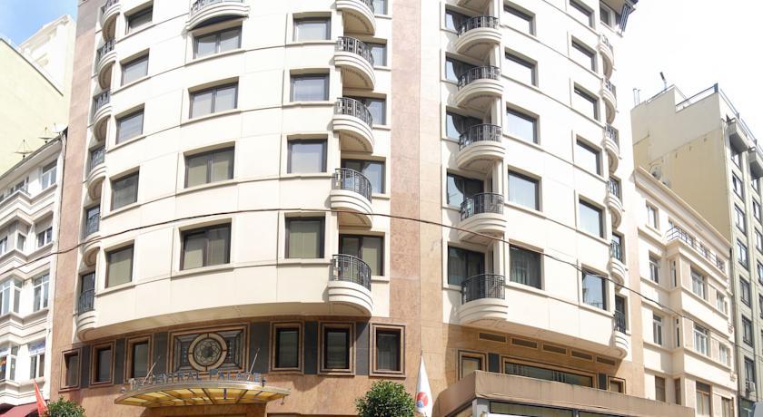 الفنادق المميزه في حي جيهانغير | اكتشف فنادق حى جيهانغير فى تركيا