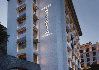 فندق أركاديا اسطنبول