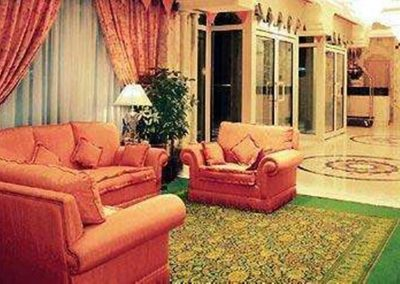 ماريوت المدينة Madinah Marriott Hotel