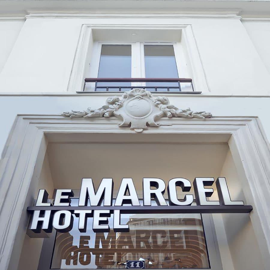 فندق لو مارسيل باريس