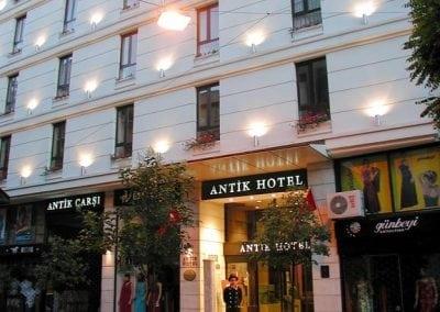 فندق أنتيك اسطنبول