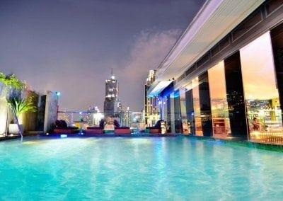 جاليريا 10 بانكوك Galleria 10 Hotel Bangkok