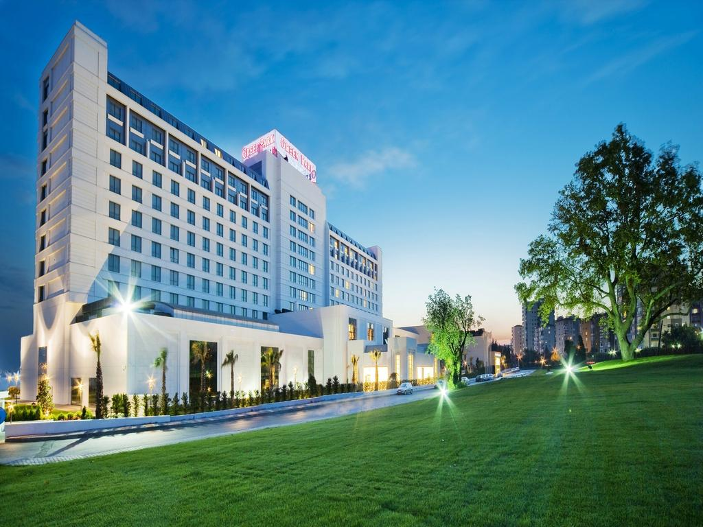 فندق جرين بارك بندك اسطنبول