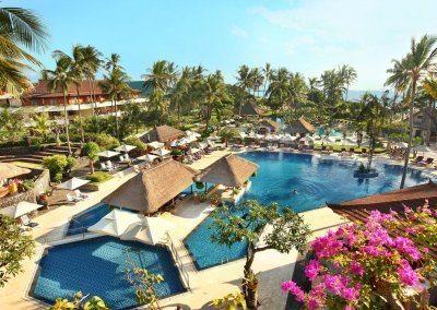 فندق وسبا نوسا دوا بيتش Nusa Dua Beach Hotel and Spa
