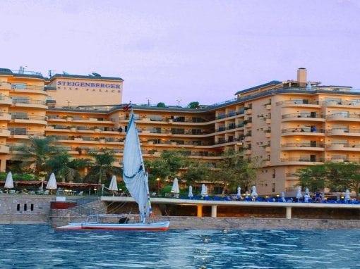 فندق شتيجنبرجر نايل بالاس الأقصر Steigenberger Nile Palace