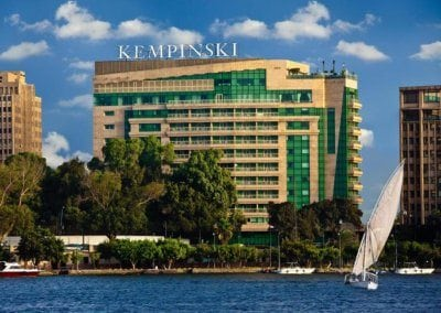 فندق كمبينسكي النيل Kempinski Nile Hotel