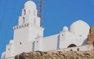 مسجد الجيوشي في القاهرة