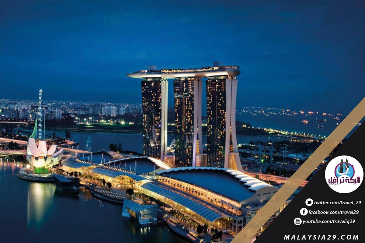 افضل 5 شقق فندقية في سنغافورة