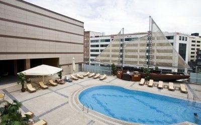 مركز مؤتمرات وفندق جراند جواهر