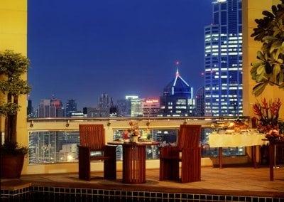 مايفير بانكوك ماريوت إكزكيوتف Mayfair Bangkok Marriott Executive