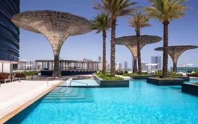 فندق روزوود ابو ظبي