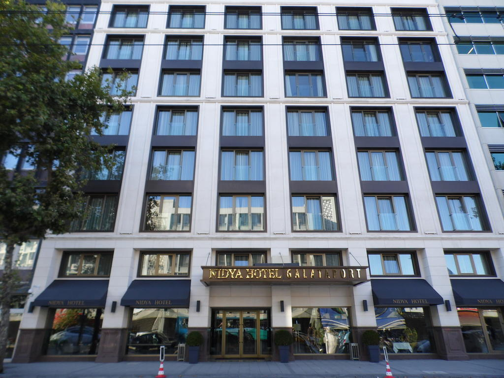 Nidia Hotel Jalataport Istanbul