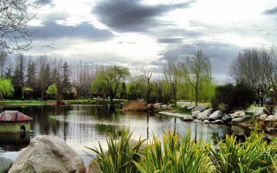 جولة سياحية في حدائق بورصة