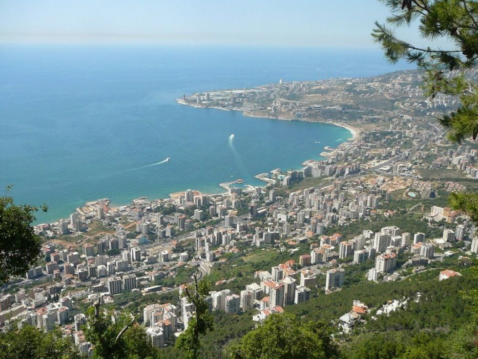Ein Touristen Tag in Beirut