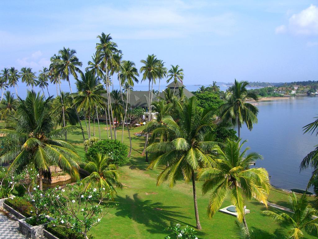 Kota Bentota di Sri Lanka