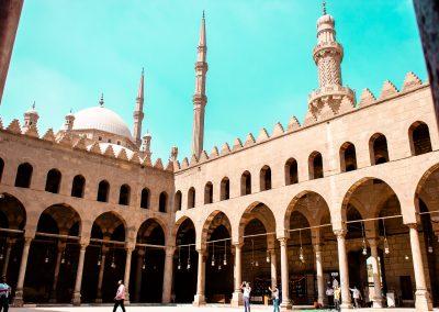 مسجد قلاوون بالقلعه