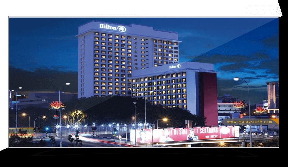 فندق هيلتون بيتالينج جايا