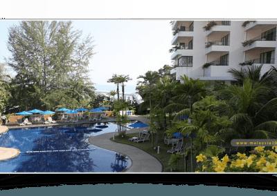 فندق هيدرو بينانج Hydro Hotel Penan