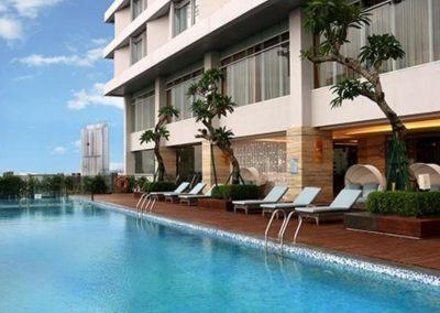 فاسا سورابايا Vasa Hotel Surabaya