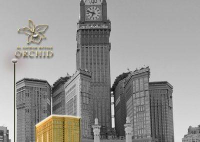 الصفوة رويال اوركيد Al Safwah Royale Orchid Hotel