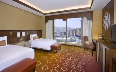 ماريوت Makkah Marriott Hotel