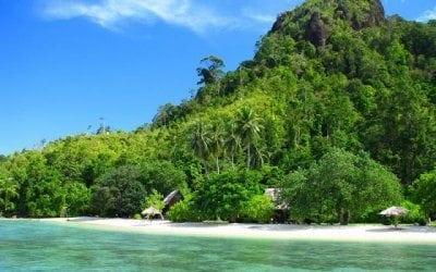 جزيرة كوباداك اندونيسيا