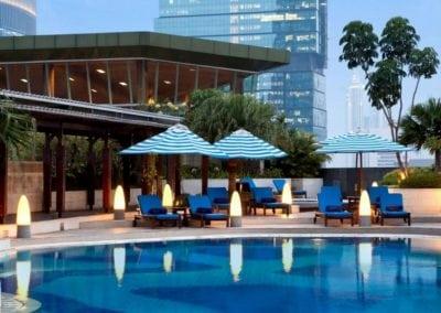 كيمبينسكي جاكرتا Hotel Kempinski Jakarta