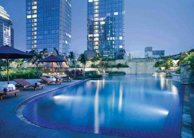ذا ريتز كارلتون جاكارتا باسيفيك بليس The Ritz Carlton Jakarta Pacific Place