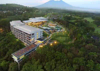 رويال تيوليب غونونغ جيوليس Royal Tulip Gunung Geulis