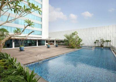 هوليداي إن جاكرتا Holiday Inn Jakarta Kemayoran