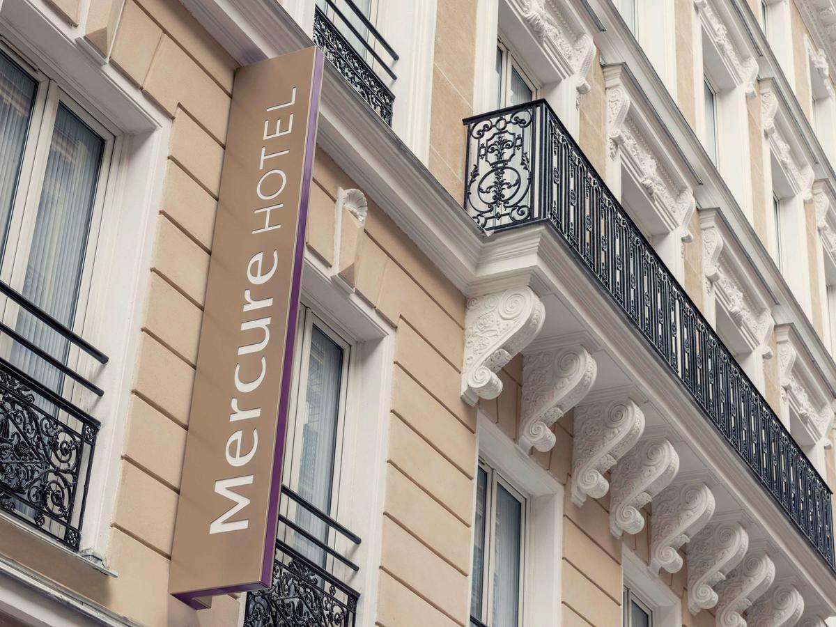 فندق ميركيور باريس أوبرا