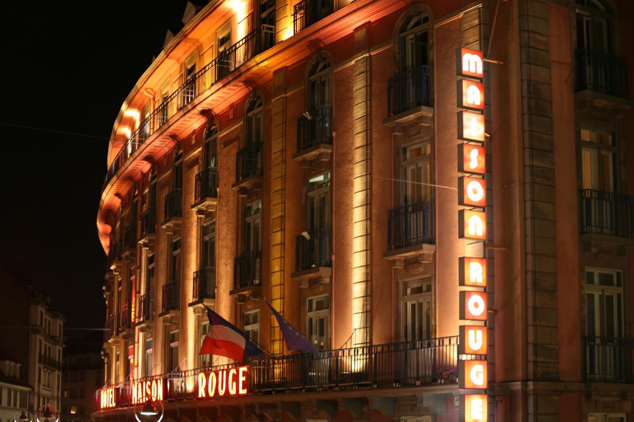 Maison Rouge Страсбург