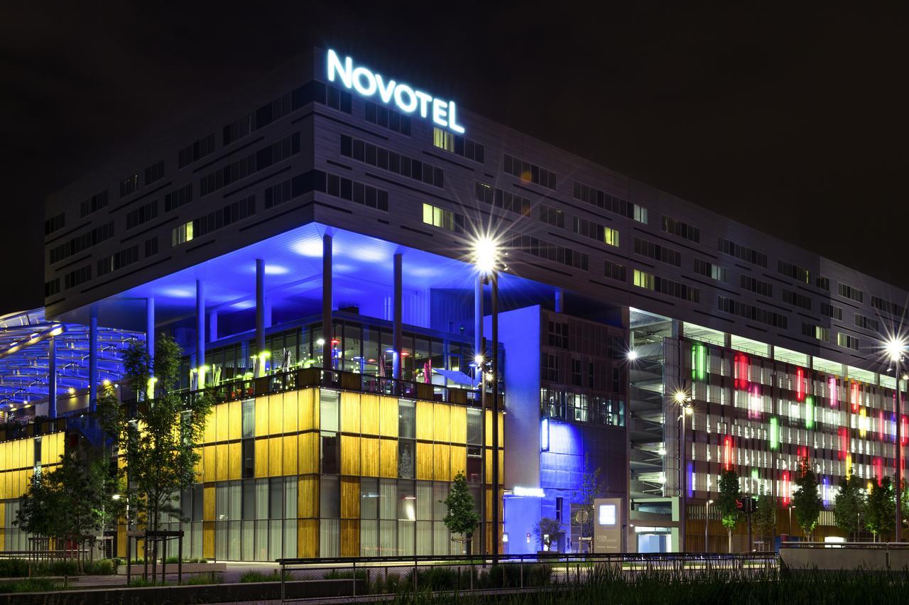 فندق نوفوتيل ليون كونفلونس