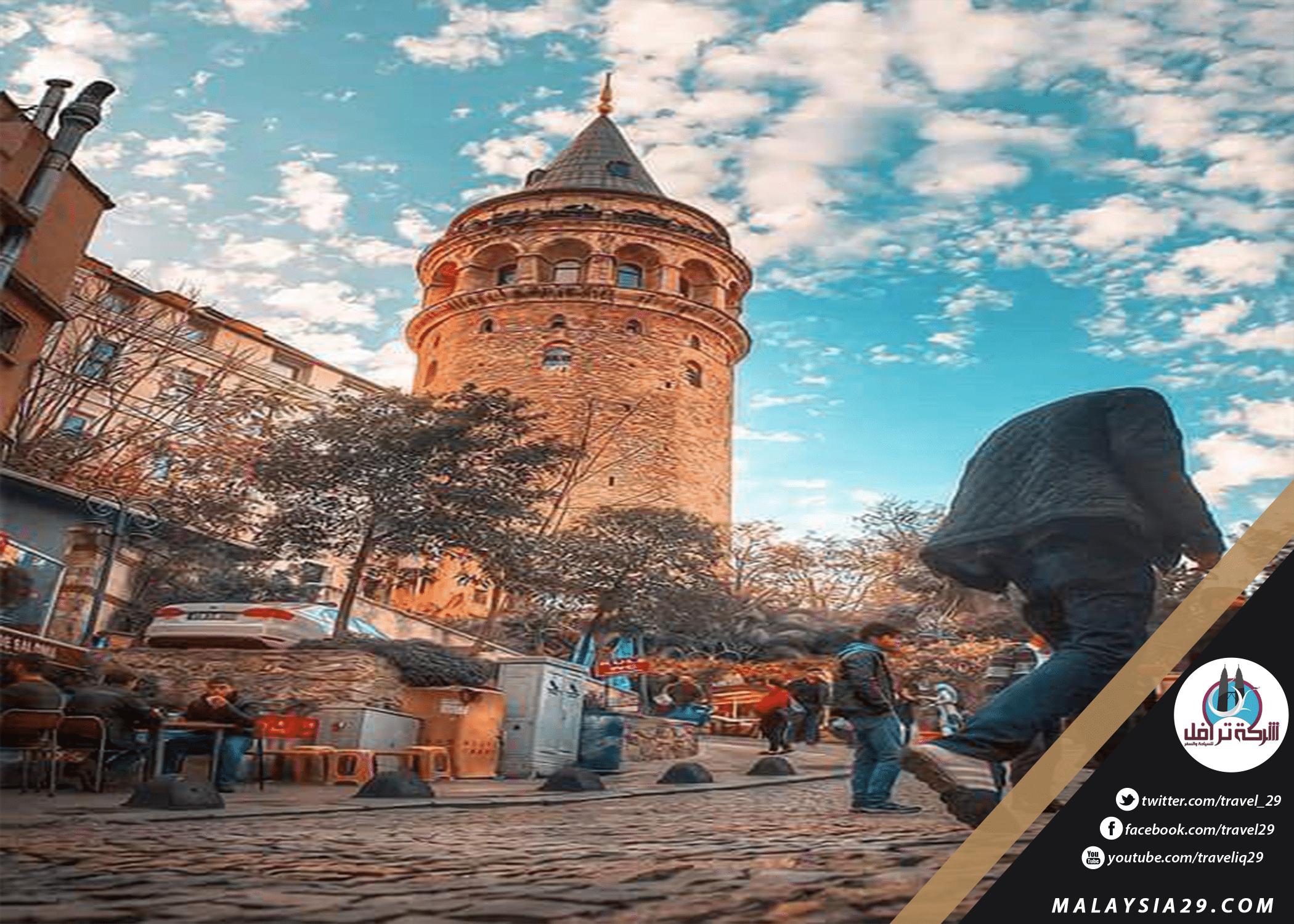 أفضل الاماكن السياحة في اسطنبول