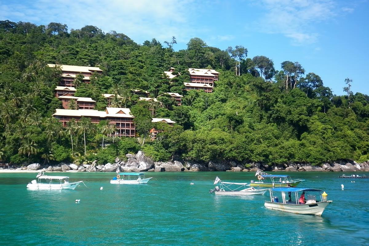 قائمة من أفضل6 فنادق مميزه فى تيومان فى ماليزيا | فنادق تيومان ماليزيا