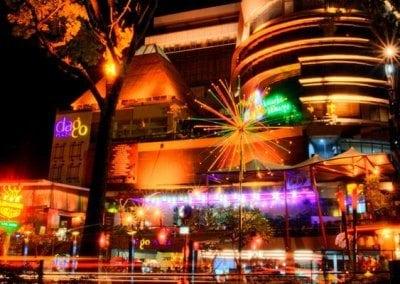 أهم أسواق مدينة باندونج