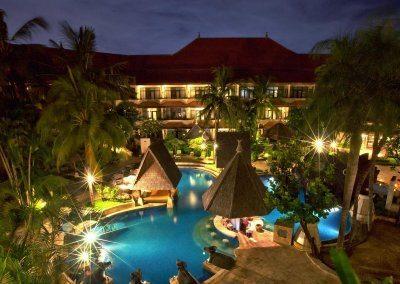 منتجع تانجوغ بينوا الشاطئي The Tanjung Benoa Beach Resort