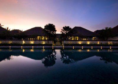 منتجع وسبا ذا بالي كاما بيتش The Bali Khama a Beach Resort & spa