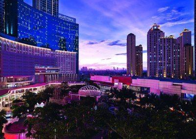 فندق بولمان جاكرتا سنترال بارك Pullman Jakarta Central Park Hotel