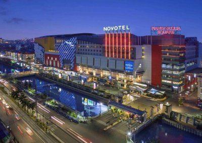 فندق نوفوتيل مانجا دوا Novotel Mangga Dua Hotel