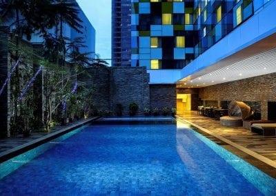 فندق جراند ميركيور جاكارتا هارموني Grand Mercure Jakarta Harmoni Hotel
