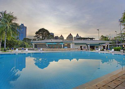 فندق بوروبودور جاكرتا Hotel Borobudur Jakarta