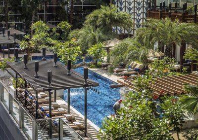فندق فور سيزونز جاكرتا Four Seasons Hotel Jakarta