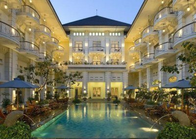 فندق ذا فينيكس يوجياكرتا The Phoenix Hotel Yogyakarta